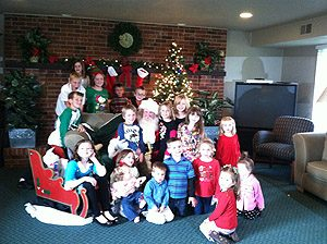BOSC 2011 Group Santa Pic