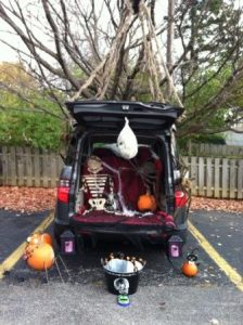 Best Decorated Trunk Winner
